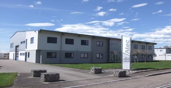 Edificio de nuestra casa matriz Atec Automatisierungstechnik en Alemania
