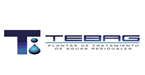 Logo de nuestro cliente Tebag International S.A.
