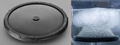 difusores de burbuja fina para plantas de tratamiento de aguas residuales