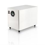 Caja insonorizadora de metal para bajar el ruido de sopladores regenerativos