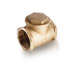 Válvula check marca Nibco para soplador de aire